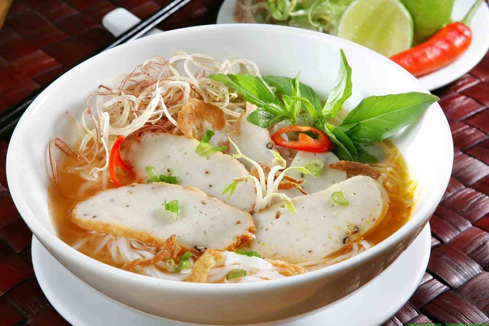 Bánh canh Phú Quốc