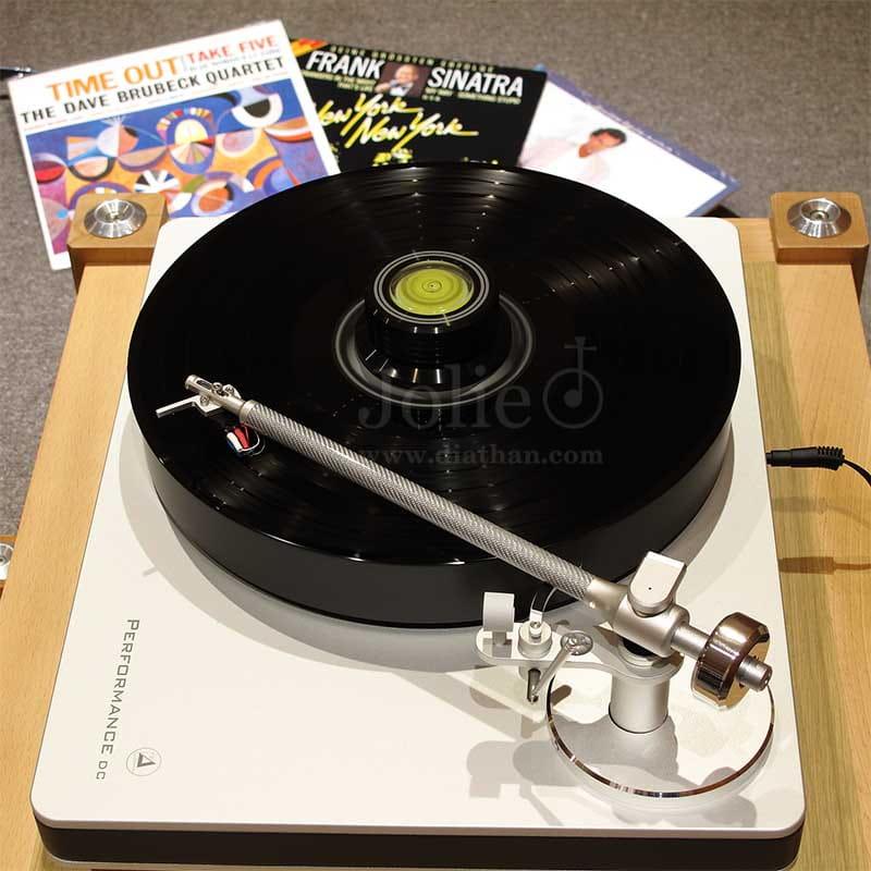 đĩa than vinyl