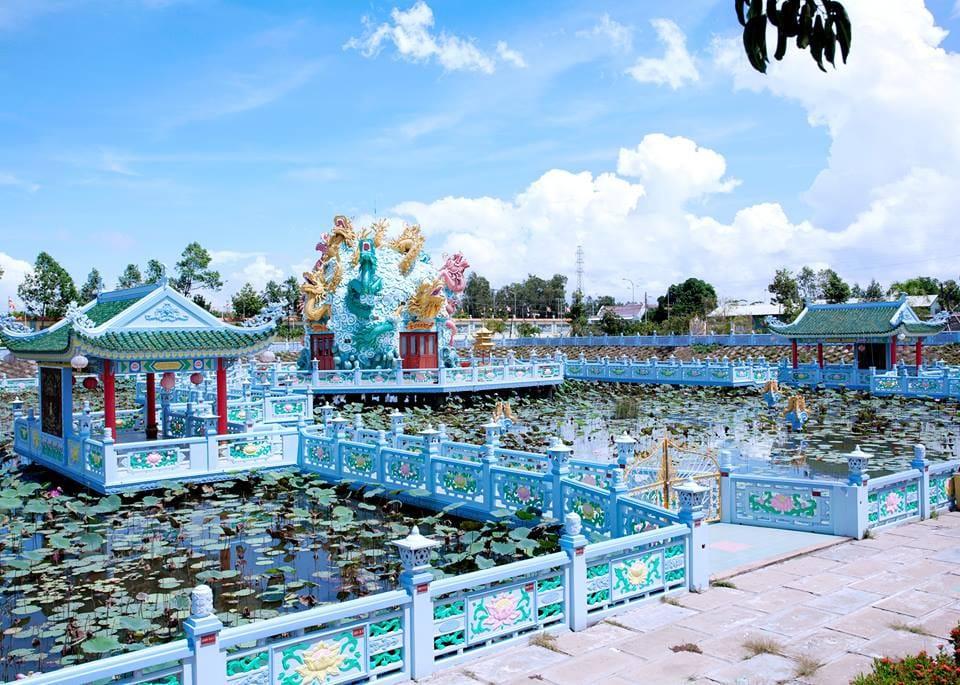 , Top 10 ngôi chùa đẹp ở An Giang cực linh thiêng