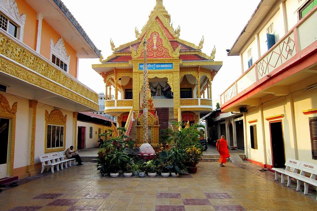 , Top 10 những ngôi chùa đẹp ở Cần Thơ