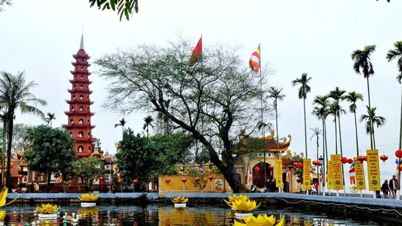 , Top 10 chùa đẹp ở Việt Nam nên ghé qua một lần