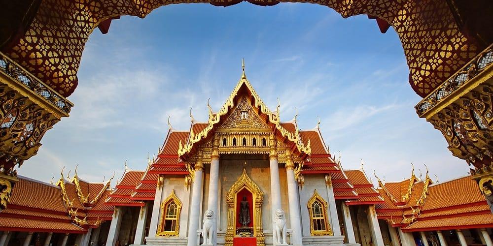 , Top 10 chùa đẹp ở Thái Lan thu hút du khách nhất