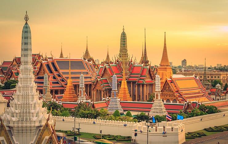 Chùa Wat Phra Kaew
