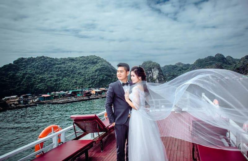 , Top 10 Studio chụp ảnh cưới đẹp ở Hải Phòng