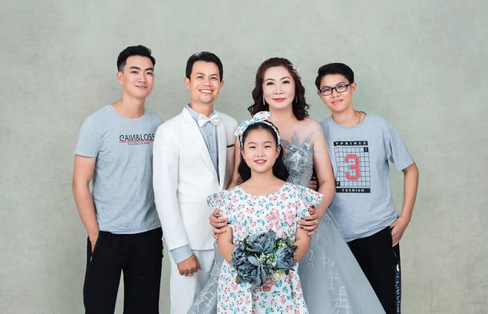 , TOP 10 Studio chụp ảnh gia đình ở HCM