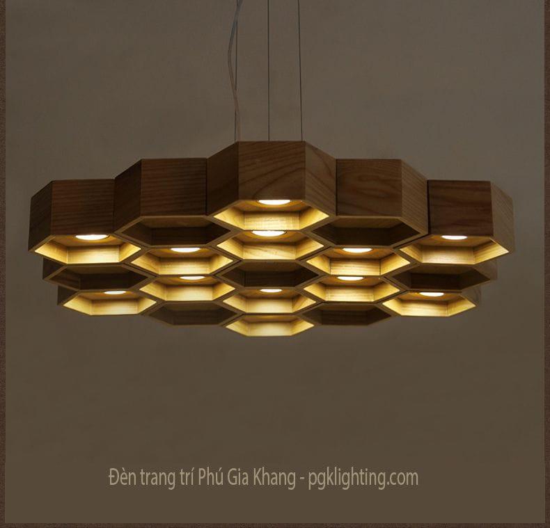 Đèn trang trí Phú Gia Khang