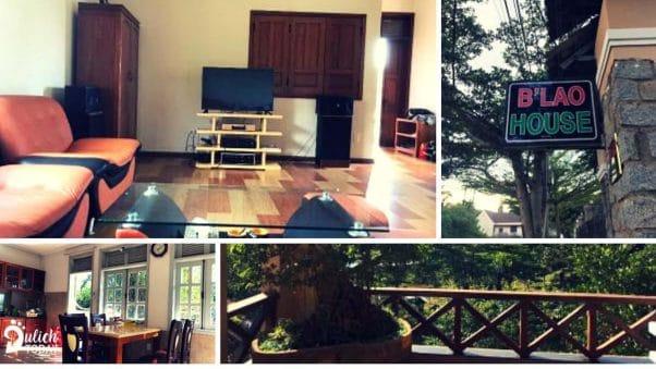 Homestay ở Bảo Lộc giá rẻ: Blao House