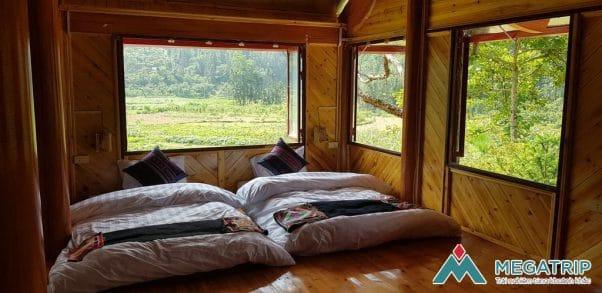 Top 10 homestay ở Bắc Hà khiến cư dân mạng đổ xô sống ảo cùng với núi rừng thiên nhiên