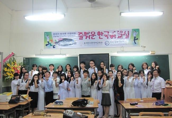 3 trung tâm dạy tiếng hàn tốt nhất tại phú nhuận