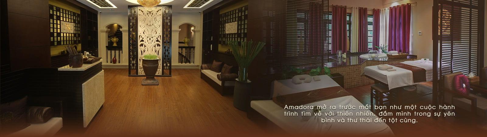 Amadora Wellness Spa – Thẩm Mỹ Viện Uy Tín Ở Hà Nội