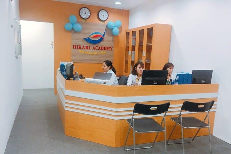 Bạn đã biết đến trung tâm Hikary Academy? (Nguồn: hikaribmt)