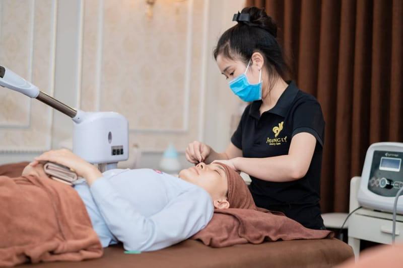Huong Ly Luxury Spa