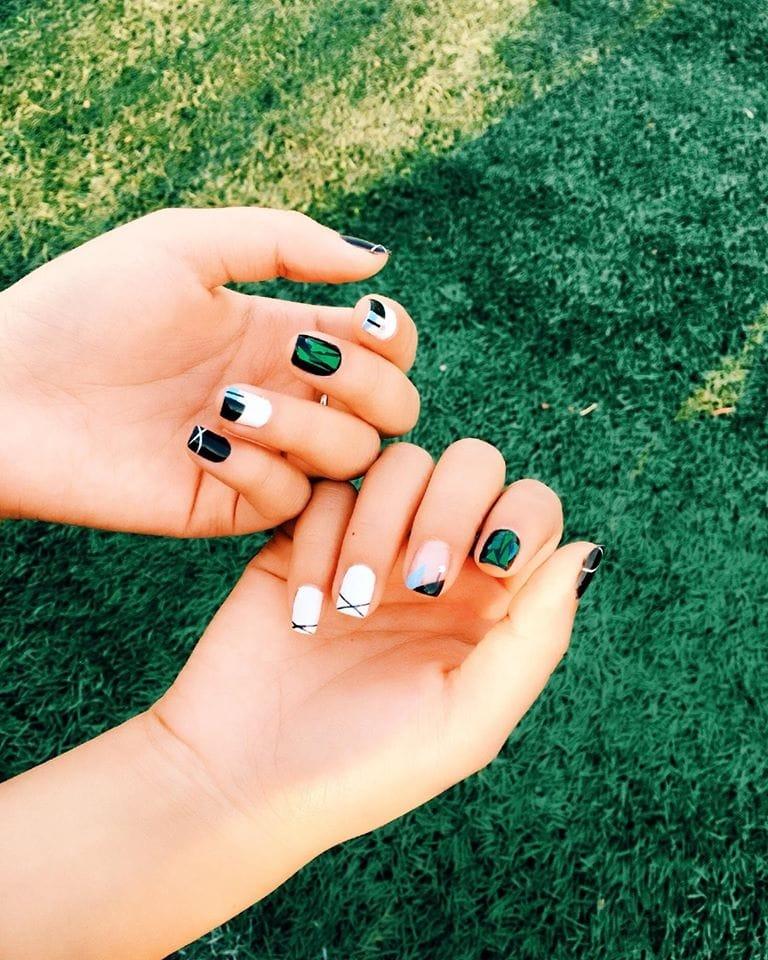 Không mẫu nail nào có thể làm khó được Ánh Ngọc nail