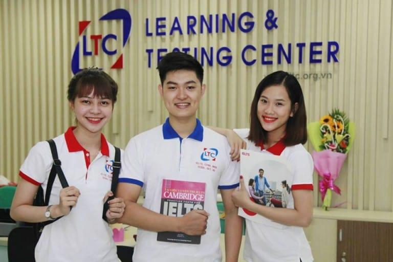 Trung tâm LTC là địa chỉ học ngoại ngữ, tin học quen thuộc tại Đà Nẵng