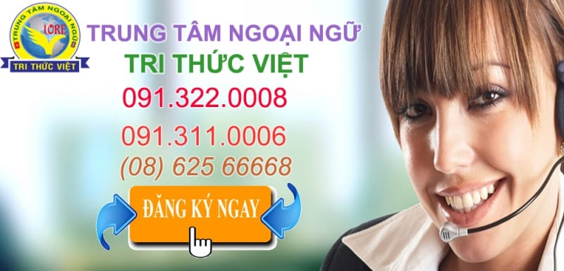 Trung tâm Ngoại ngữ Tri Thức Việt