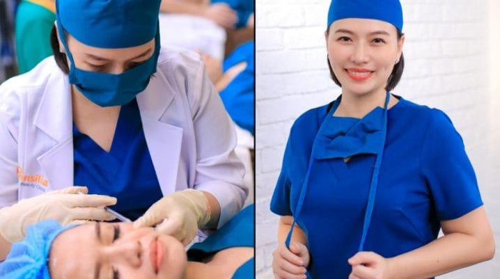 Bác sĩ Nguyễn Phương Thảo - Giám Đốc Chuyên Môn Pensilia Beauty Clinic