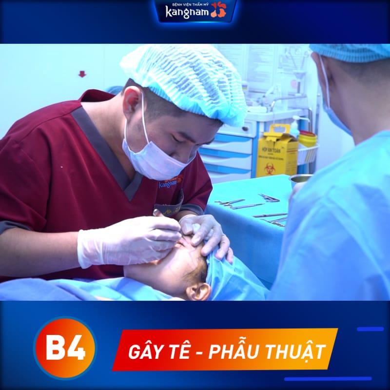 Bệnh viện phẫu thuật thẩm mỹ Kangnam