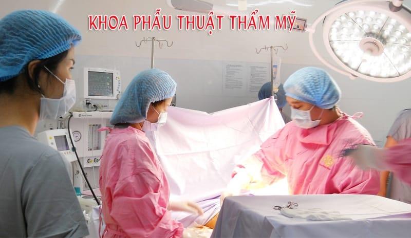 Bệnh viên phẫu thuật thẩm mỹ Ngọc Phú