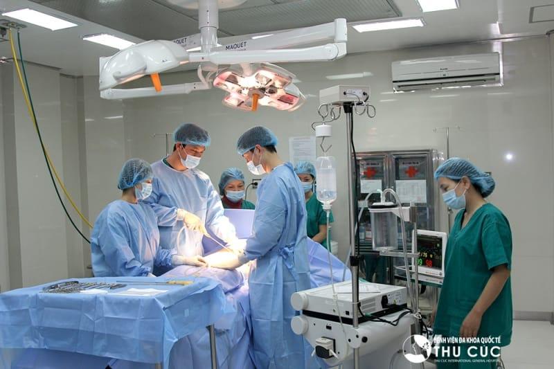 Bệnh viện phẫu thuật thẩm mỹ Thu Cúc