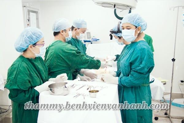 Bệnh viên phẫu thuật thẩm mỹ Vạn hạnh