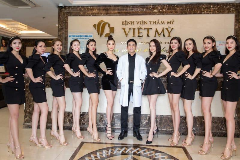 Bệnh viện phẫu thuật thẩm mỹ Việt Mỹ