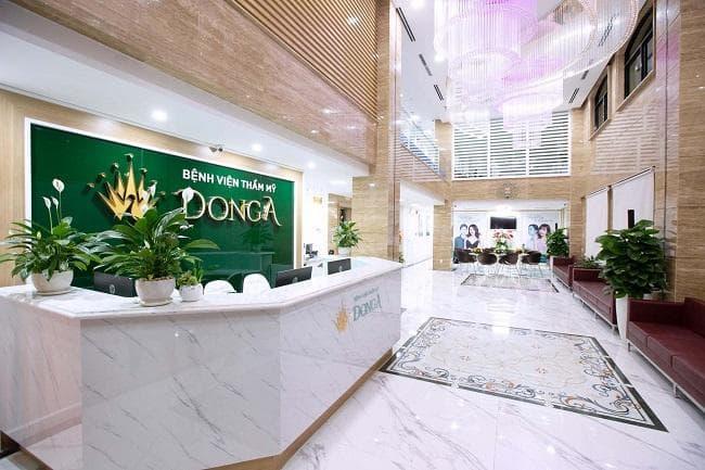 Bệnh viện thẩm mỹ Đông Á là Top 10 Spa dịch vụ nâng ngực uy tín, chất lượng nhất TP. Hồ Chí Minh