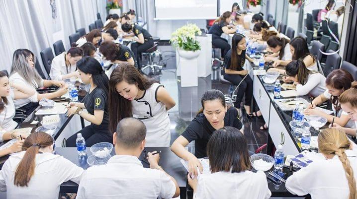 các dịch vụ tại thẩm mỹ viện Huong Phan Beauty Academy