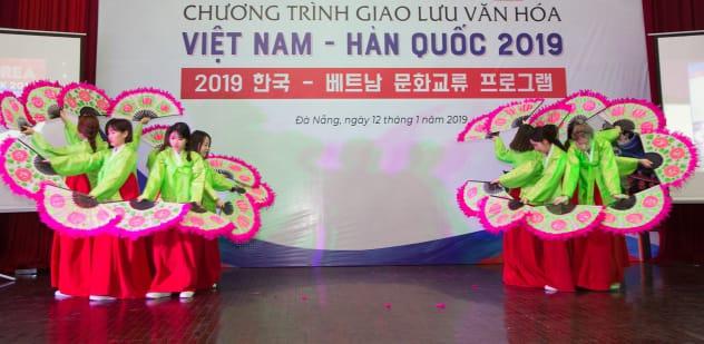 Chương trình gia lưu văn hóa Việt - Hàn (ảnh minh họa)