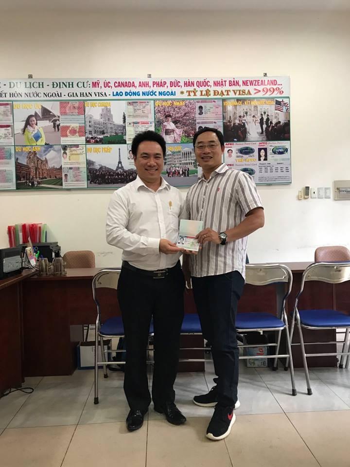 Công Ty TNHH XNK Đại Phú Quý