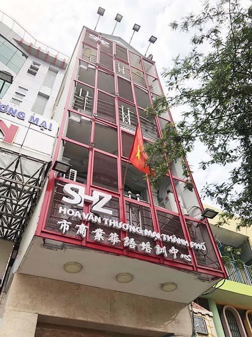 Địa điểm học tiếng Hoa tại trung tâm tiếng Hoa SHZ quận 6