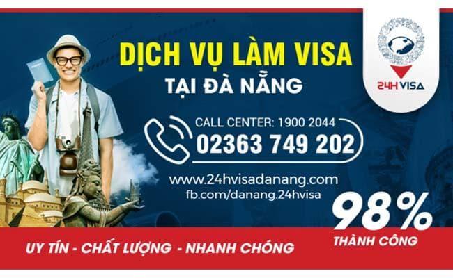 dịch vụ làm visa nhanh chóng và uy tín nhất TPHCM 24h Visa