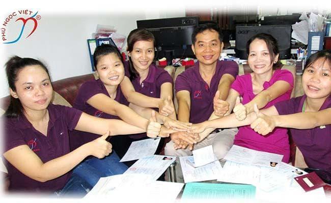 dịch vụ làm visa nhanh chóng và uy tín nhất TPHCM Phu Ngoc Viet