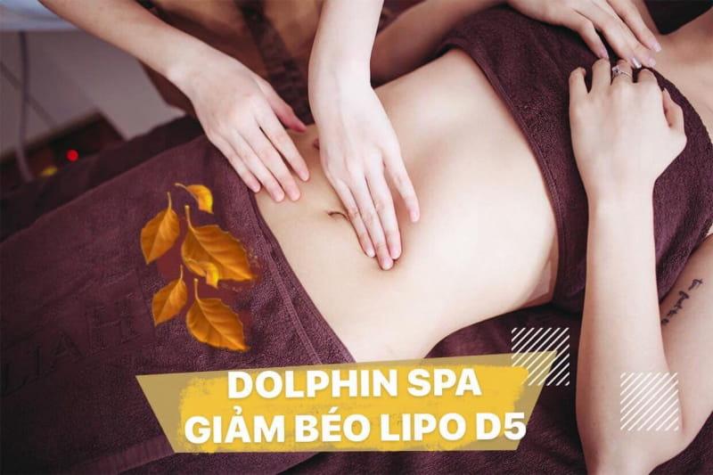 Dolphin Spa Thẩm mỹ công nghệ cao