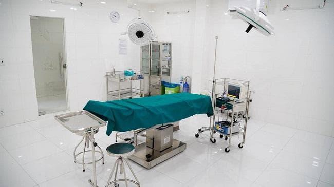 Phòng phẫu thuật - Viện Thẩm Mỹ Tuấn Linh