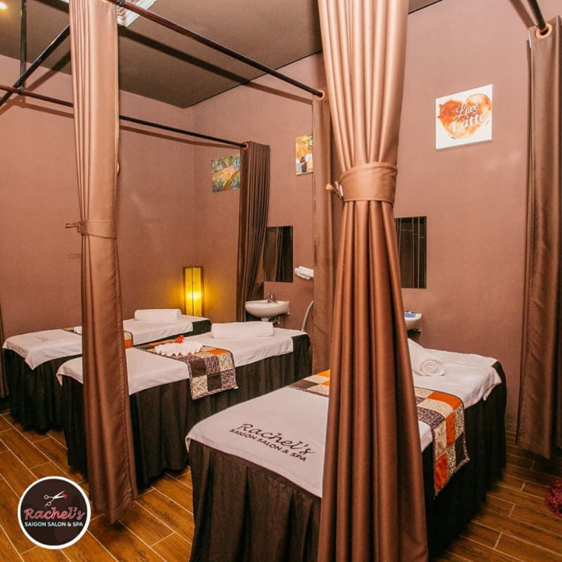 Rachel's Saigon Salon & Spa.
