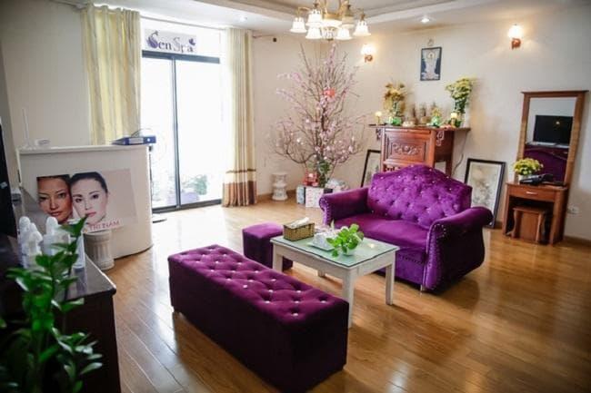 Sen Spa là Top 5 Spa uy tín nhất tại Quận 2, TP. Hồ Chí Minh