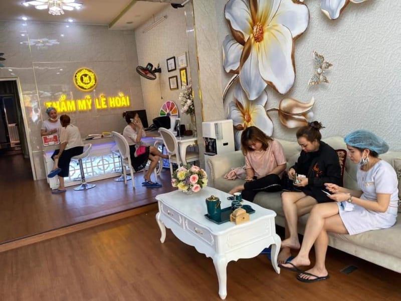 Spa và thẩm mỹ Lê Hoài