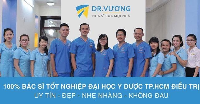 Thẩm mỹ Dr Vương là Top 10 Spa dịch vụ nâng ngực uy tín, chất lượng nhất TP. Hồ Chí Minh