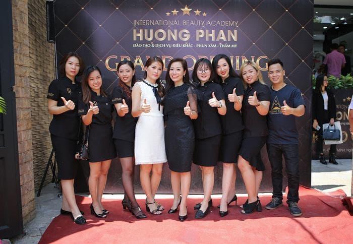 Thẩm mỹ viện Huong Phan Beauty Academy