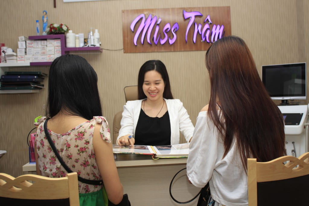 Thẩm mỹ viện Miss Tram Natural Beauty Center