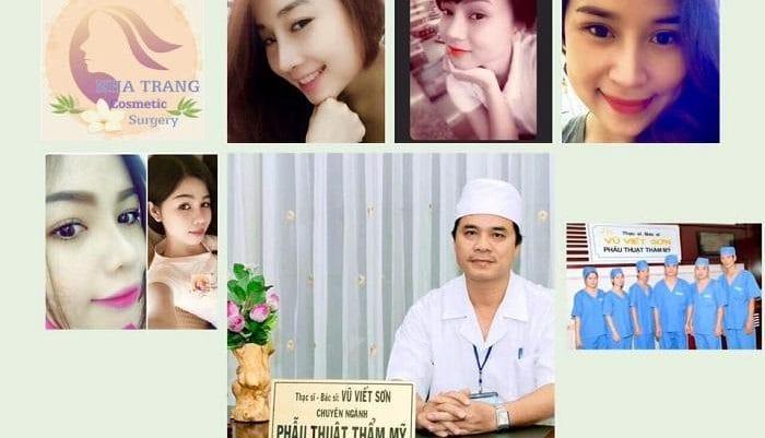 Tham my vien Nha Trang ths bs Vu Viet Son