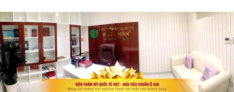 Thẩm mỹ viện quốc tế Việt - Hàn