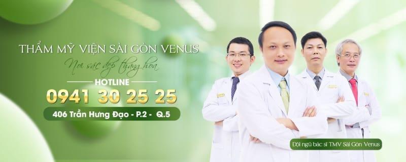 Thẩm mỹ viện Sài Gòn Venus