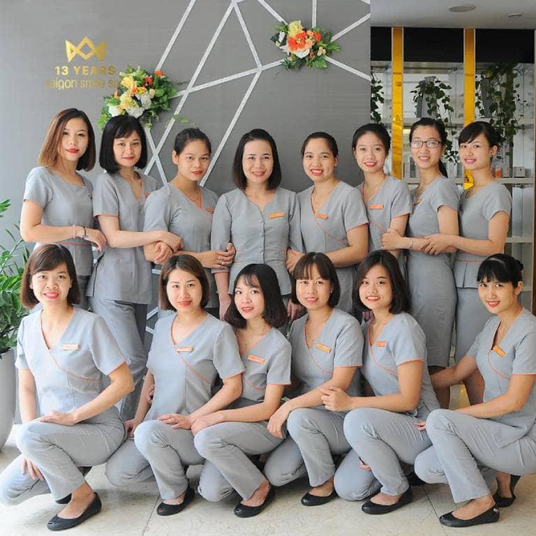 Thẩm mỹ viện Saigon Smile Spa