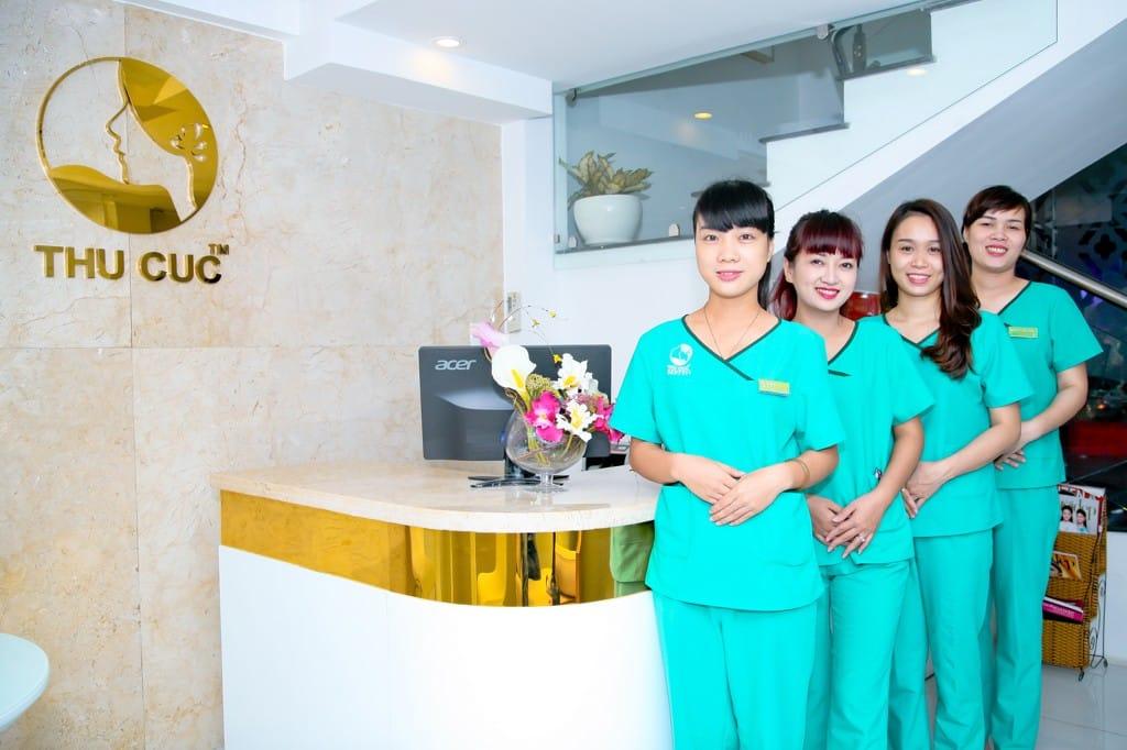 Thẩm mỹ viện Thu Cúc Sài Gòn – địa chỉ làm đẹp chất lượng cao