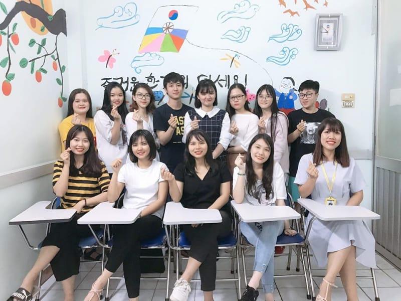 Trung tâm Hàn ngữ Việt Hàn Kanata