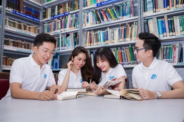 Trung Tâm Ngoại Ngữ Đại học Khoa Học Xã Hội và Nhân Văn
