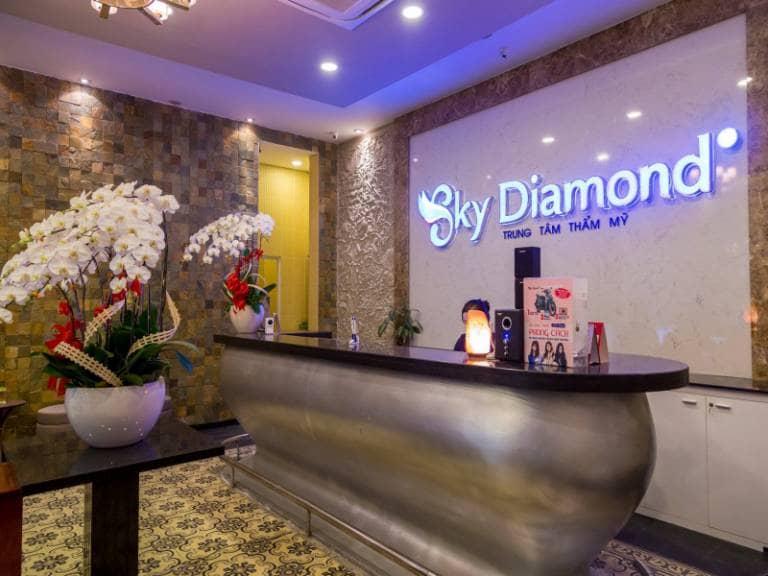 Trung tâm thẩm mỹ Sky Diamond
