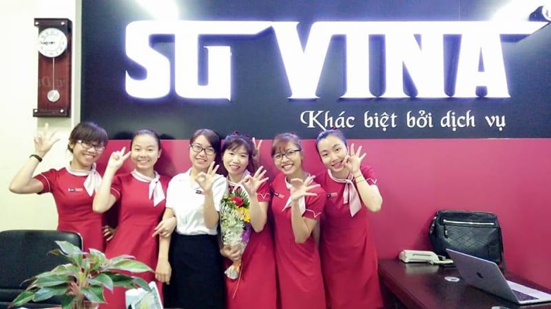 Trung tâm tiếng Hàn Sài Gòn Vina