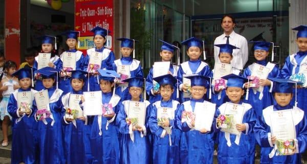 Trường Anh Ngữ Đông Phương Mới